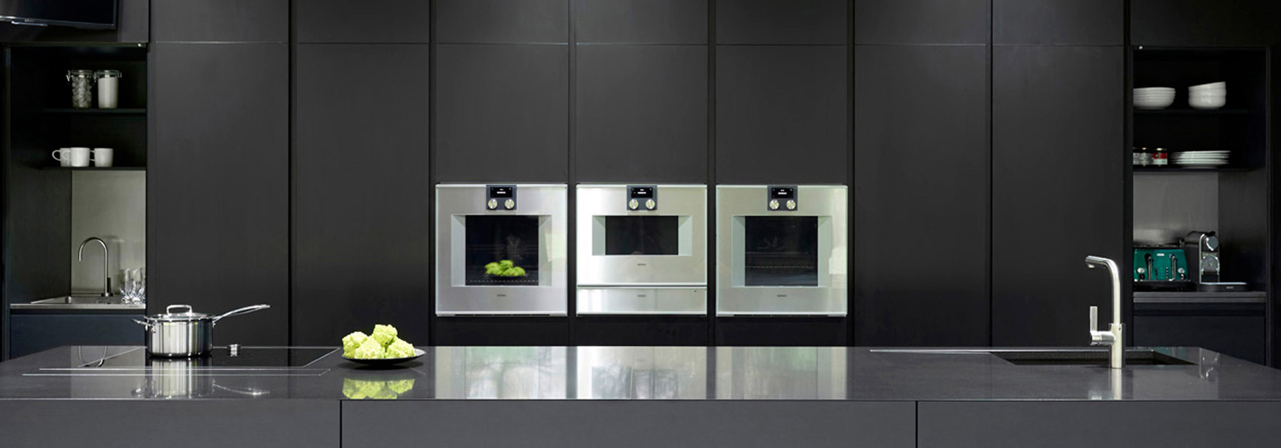 Kitchen Bathroom Living Design In London Modern Italian